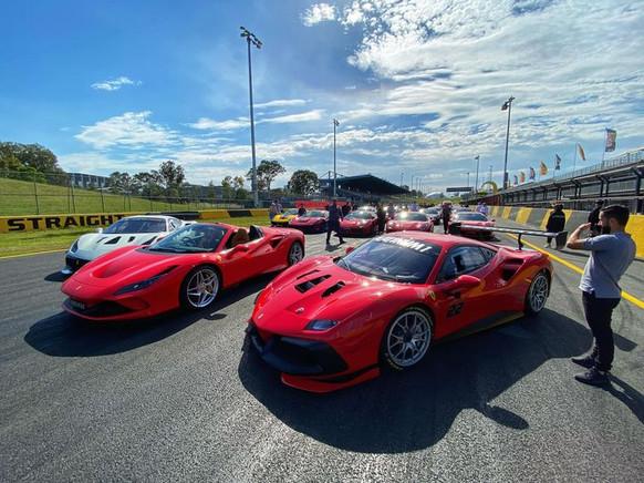 Ferrari Australia F8 Tributo Launch