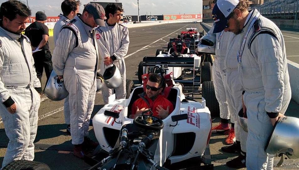 Simraceway Performance Driving Center, Formula 3 Instructor. Sonoma Raceway, California