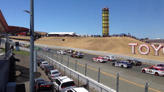 NASCAR Cup Series at Sonoma Raceway, California