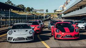 Porsche Dealership Track Day Coaching