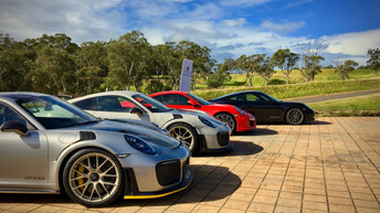 Porsche Track Day Coaching