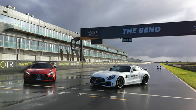AMG Driving Academy at The Bend