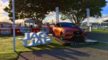 Jaguar The Art of Performance Tour