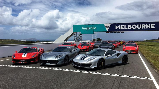 Ferrari Australia Phillip Island Track Day