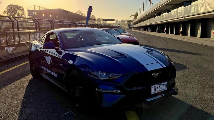 Ford Australia Mustang Experience