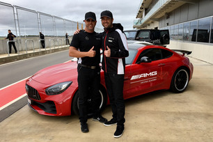 AMG Driving Academy at Tailem Bend, South Australia