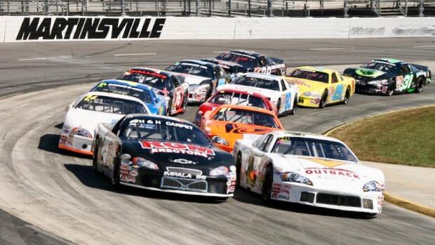 Baileys 300 at Martinsville Speedway, Virginia USA