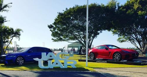 Jaguar The Art of Performance Tour Driving Instructor