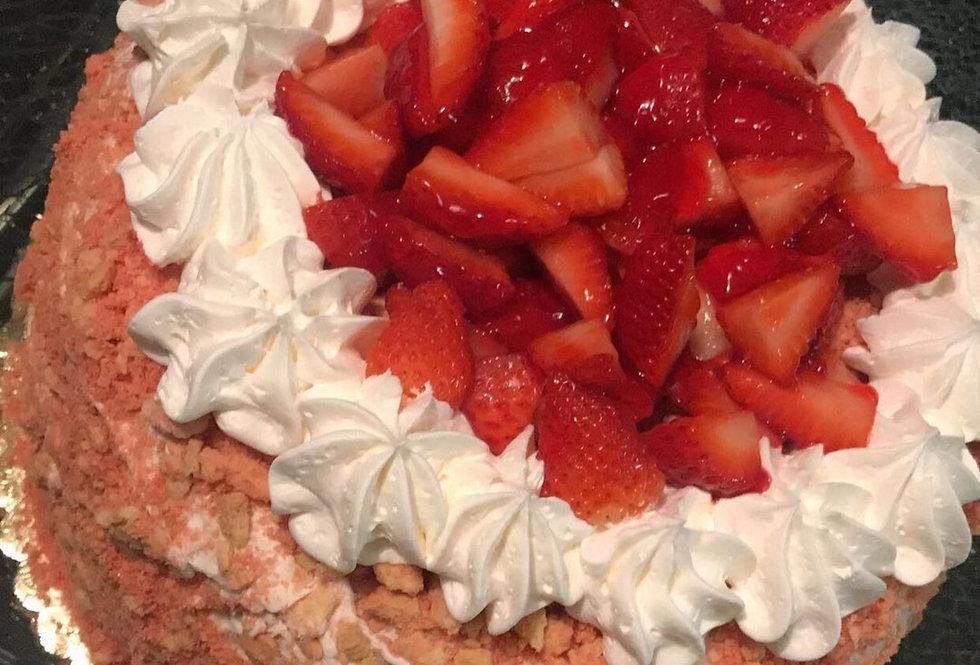 Supreme Crunch Cheesecakes