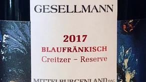 Gesellmann Blaufränkish Creitzer Reserve 2017