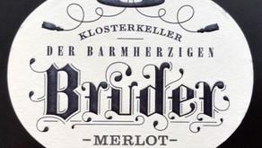 Klosterkeller der Barmherzigen Brüder Merlot 2018