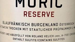 Moric Blaufränkisch 2016 Reserve