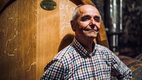 The Maestro. A Conversation with  Winemaker Ernst Triebaumer