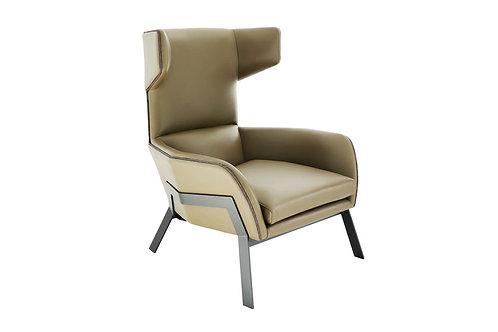 HC28 BREEZE Armchair HC-D15(Seat)+D16(Pouf)
