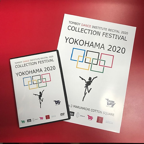 発表会DVD「Tomboy Collection Festival 20」