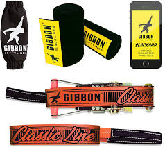 Gibbon Classic Slackline XL w/Tree Pro