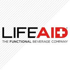 LifeAID 10 Drink Punch Card