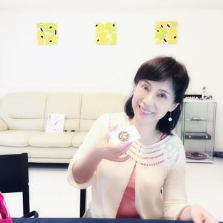 女優さん 石井めぐみさんがレッスンにいらっしゃいました♡