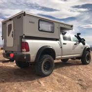 Custom Truck Camper