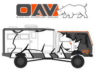 Overland Adventure Vehicles