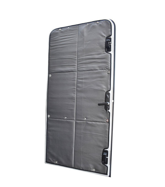 Mid size removeable insulated thermal panel