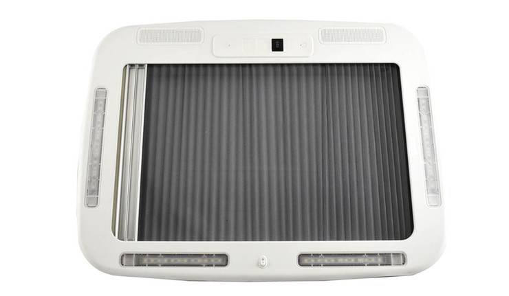 Roof Hatch Blind & Screen
