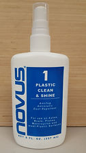NOVUS No 1 Plastic Clean & Shine