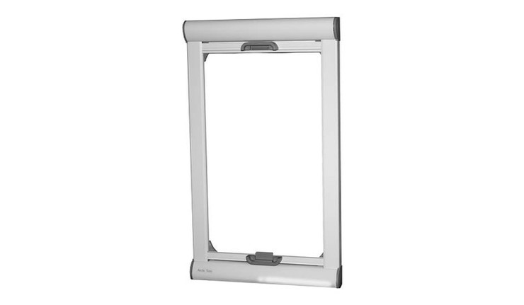 500x300mm blind and screen assembly