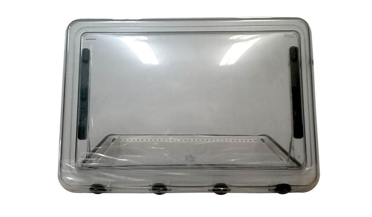 Roof Hatch tinted acrylic