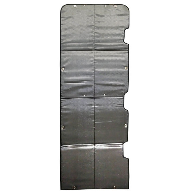 Full size removeable insulated thermal panel
