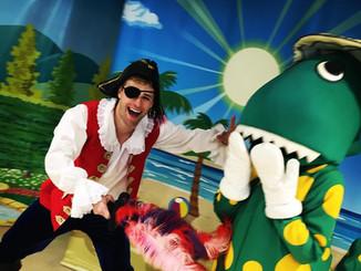 'Captain Feathersword' - Dorothy's Beach Party (2015)