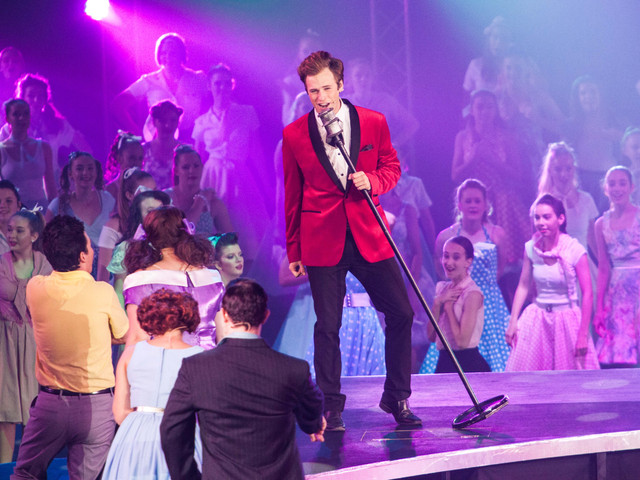 'Johnny Casino' - Grease: The Arena Experience (2017)