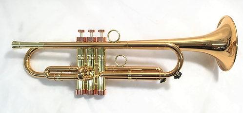 CarolBrass CTR-9395L-RSM Bb Trumpet