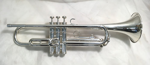 Martin Imperial Silver Bb Trumpet