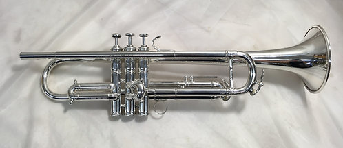 Besson Meha Silver Bb Trumpet