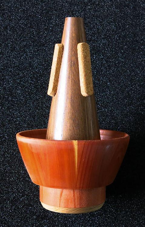 Warburton Woody Trumpet Cup Mute