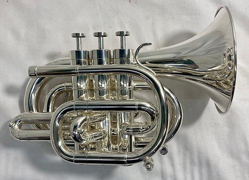 Canex Bb Pocket Trumpet