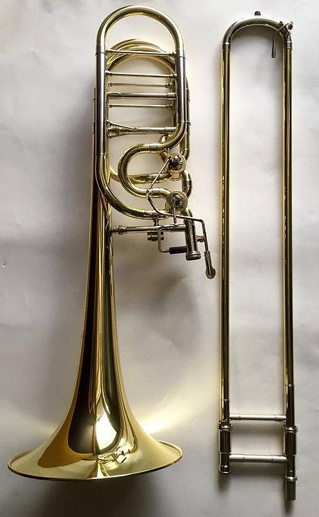 Shires Q Series TBQ36YR Bass Trombone
