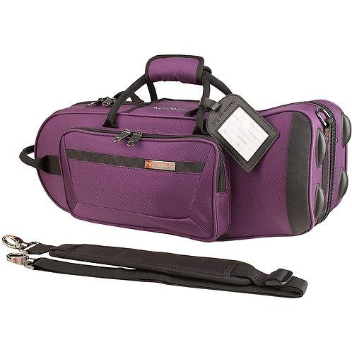 PROTEC Pro Pac Travel Light Purple Trumpet Single Case