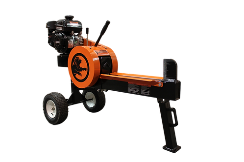 11-Ton Kinetic Log Splitter with ABS