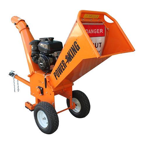"""5"""" 14HP Gas Powered Chipper Shredder Kohler Commercial Engine"""