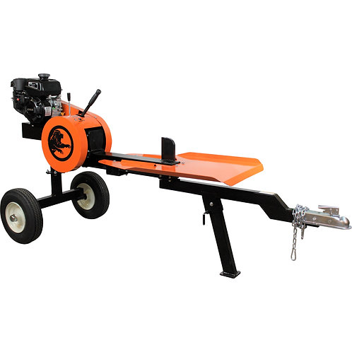 22-Ton Kinetic Log Splitter with ABS