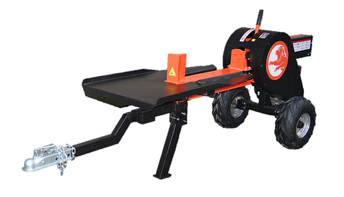 34-Ton Kinetic Log Splitter