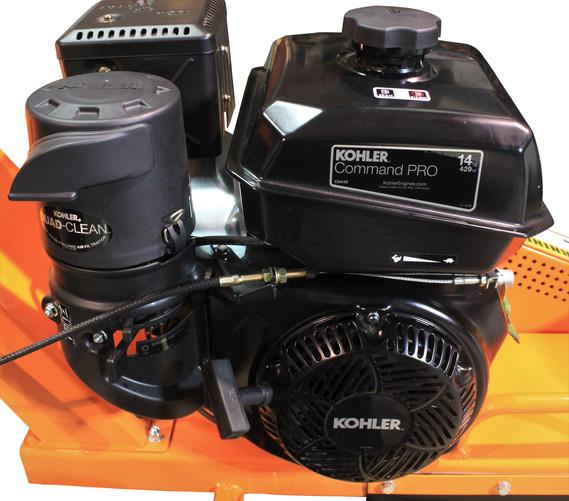 PK0803 Stump Grinder Kohler CH440 Engine