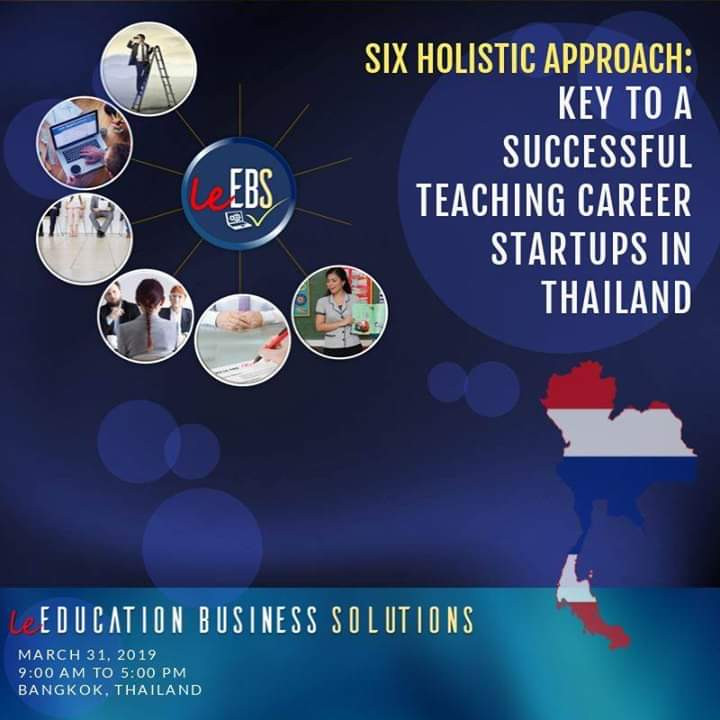 LeEBS Summer Workshop 2019 : Six Holistic Approach: Key to Successful Employment