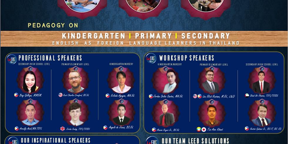 Best Practices of EFL Teachers in Thailand