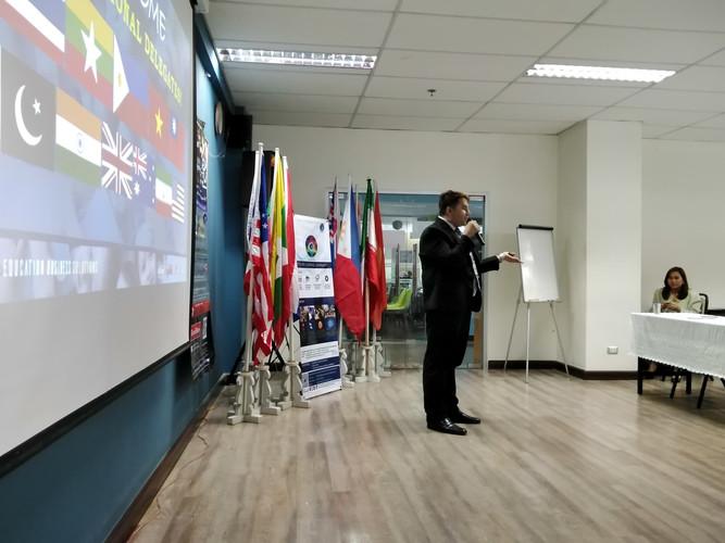 TEYL Keynote Speaker Mr. Loue Rusiana, Ed.M.