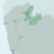 exlore iberia national park map