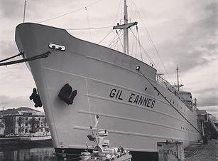 gil eanes boat codfish