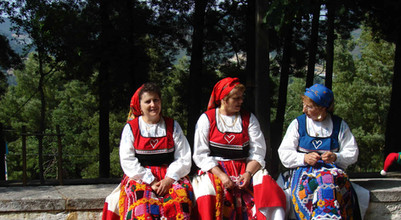 tradtional portugal festivities minho